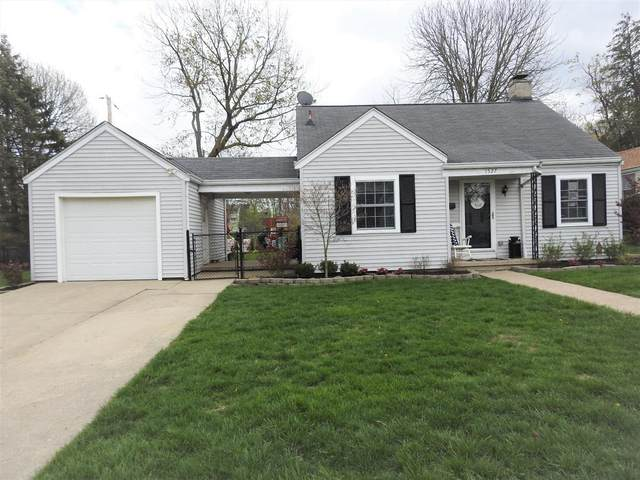 1527 Colony Terrace, Hamilton, OH 45013 (MLS #1657708) :: Ryan Riddell  Group