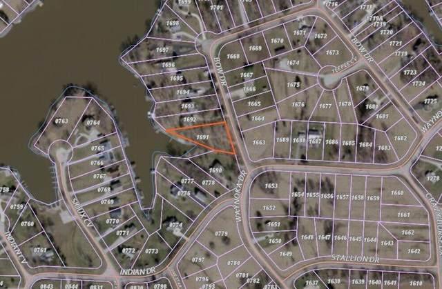 1691 Bow Drive, Jackson Twp, OH 45171 (#1657964) :: Century 21 Thacker & Associates, Inc.