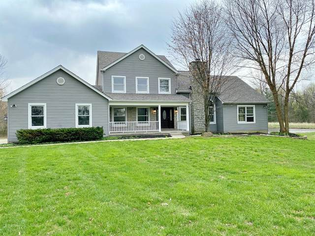5758 N County Road 225 E, Osgood, IN 47037 (#1658821) :: The Chabris Group