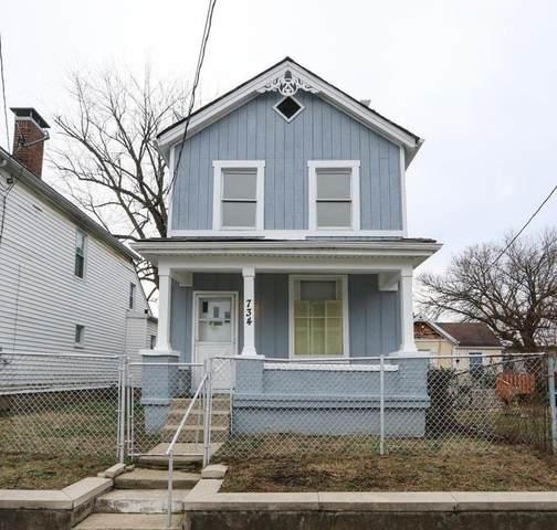 734 S Thirteenth Street, Hamilton, OH 45011 (#1658983) :: The Chabris Group