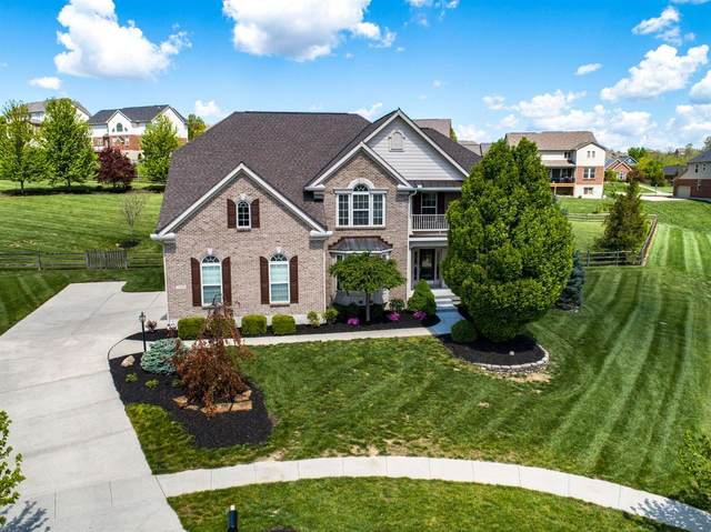7439 Hunters Trail, West Chester, OH 45069 (#1660053) :: Century 21 Thacker & Associates, Inc.