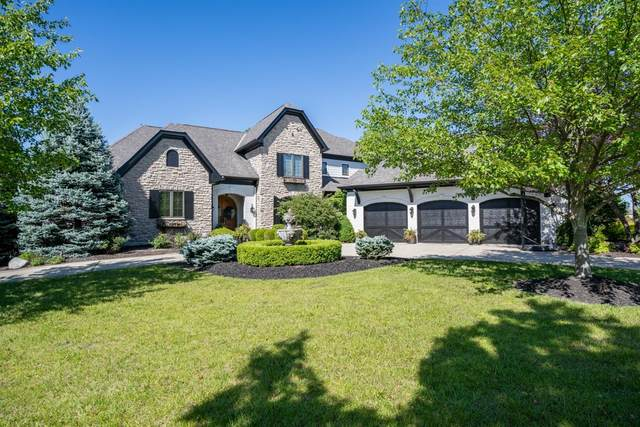 8545 Ivy Trails Drive, Anderson Twp, OH 45244 (#1660400) :: The Chabris Group