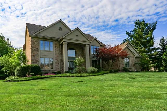 11920 Derbyday Court, Sycamore Twp, OH 45249 (#1663114) :: The Chabris Group