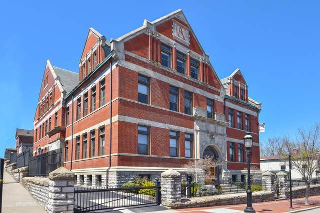 1125 St Gregory Street #402, Cincinnati, OH 45202 (#1663453) :: Century 21 Thacker & Associates, Inc.