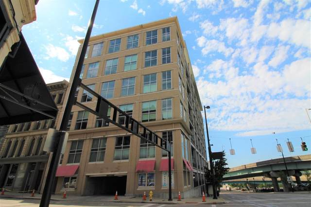 353 W Fourth Street #605, Cincinnati, OH 45202 (#1663683) :: The Chabris Group