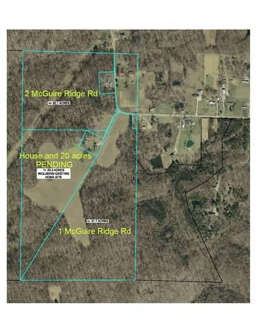 1 Mcguire Ridge Road, Laurel, IN 47024 (#1664293) :: Century 21 Thacker & Associates, Inc.