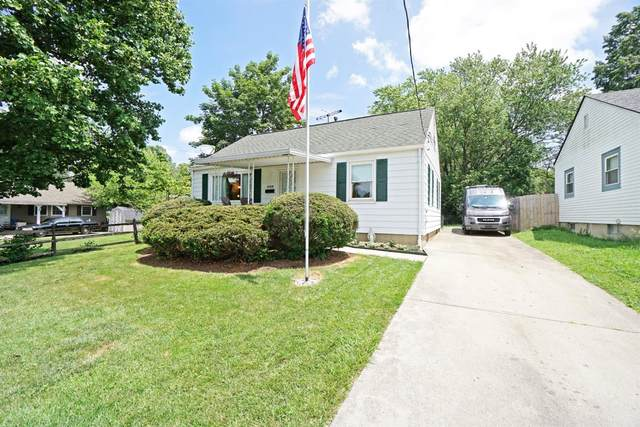8408 Lake Avenue, Sycamore Twp, OH 45236 (#1664450) :: The Chabris Group