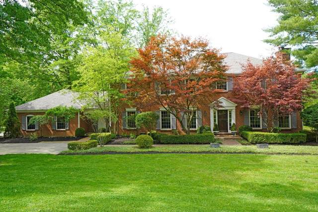7820 Graves Road, Indian Hill, OH 45243 (#1664477) :: The Chabris Group