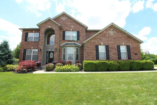 6437 Lakeview Court, Fairfield Twp, OH 45011 (#1664768) :: The Chabris Group