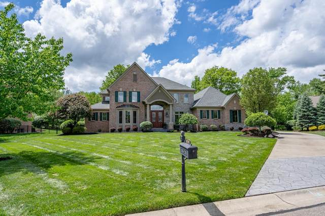 8139 Deer Path Lane, Sycamore Twp, OH 45243 (#1665340) :: The Chabris Group