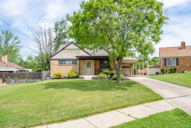 3112 Windy Knoll Lane, Green Twp, OH 45239 (#1665344) :: The Chabris Group