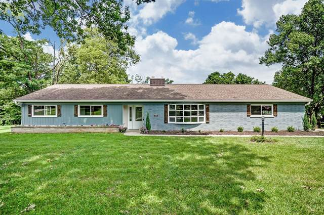 3648 Horncastle Drive, Evendale, OH 45241 (#1665377) :: The Chabris Group