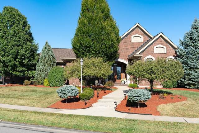 6145 Court Side Place, Miami Twp, OH 45140 (#1665501) :: The Chabris Group