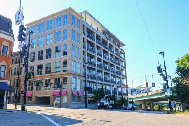 353 W Fourth Street #508, Cincinnati, OH 45202 (#1665541) :: The Chabris Group
