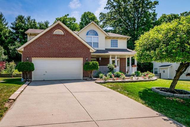 12110 Crestfield Court, Symmes Twp, OH 45249 (#1665621) :: The Chabris Group