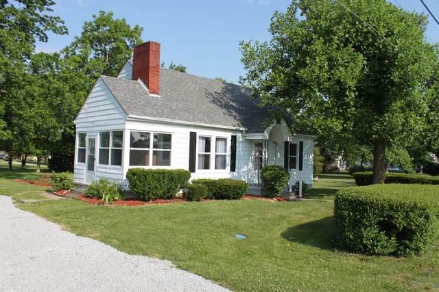 4083 Lyndon Salem Road, Buckskin Twp, OH 45681 (#1665652) :: The Chabris Group