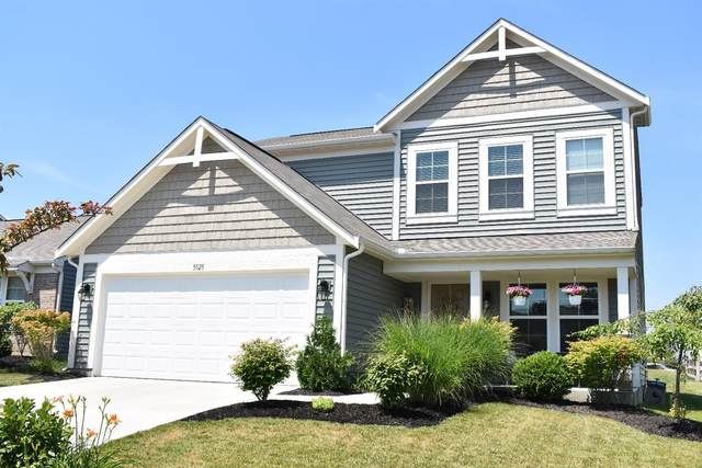 5525 Castle Drive, South Lebanon, OH 45065 (#1665795) :: The Chabris Group
