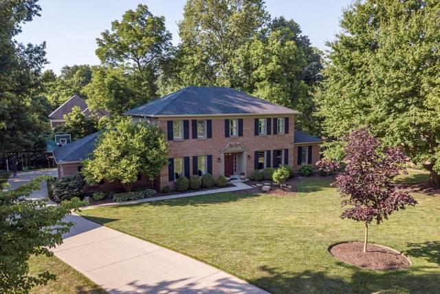 7169 Treeridge Drive, Anderson Twp, OH 45244 (#1666101) :: Century 21 Thacker & Associates, Inc.