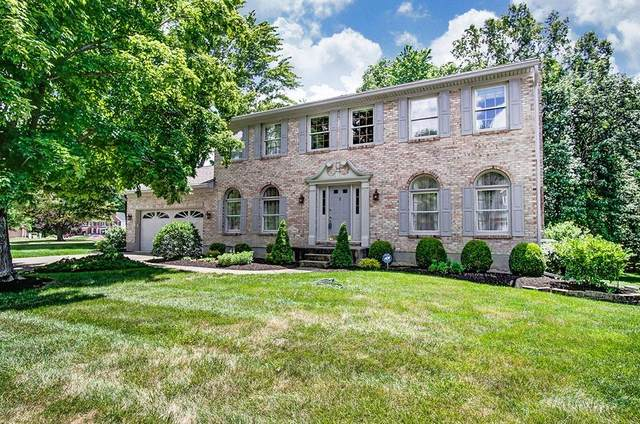 2901 Ashwood Drive, Deerfield Twp., OH 45140 (#1666192) :: Century 21 Thacker & Associates, Inc.