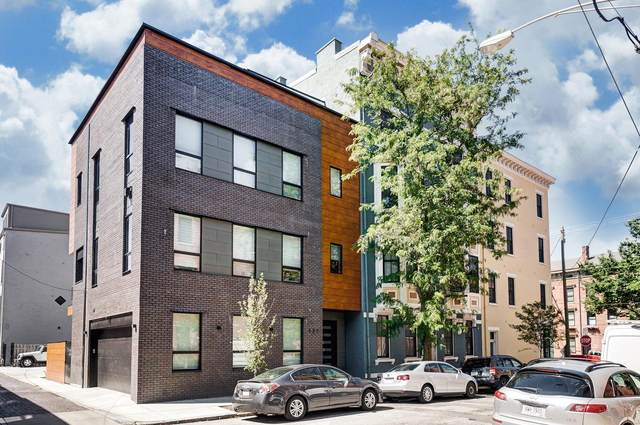131 W Fifteenth Street 3B, Cincinnati, OH 45202 (#1666300) :: The Chabris Group