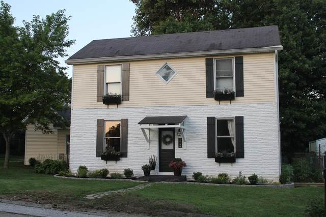 10184 Blue Rock Road, Crosby Twp, OH 45030 (#1666515) :: The Chabris Group