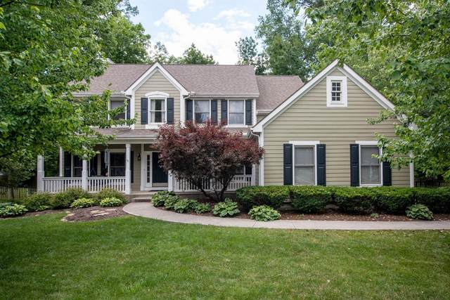 9642 Old Village Drive, Deerfield Twp., OH 45140 (#1666560) :: The Chabris Group