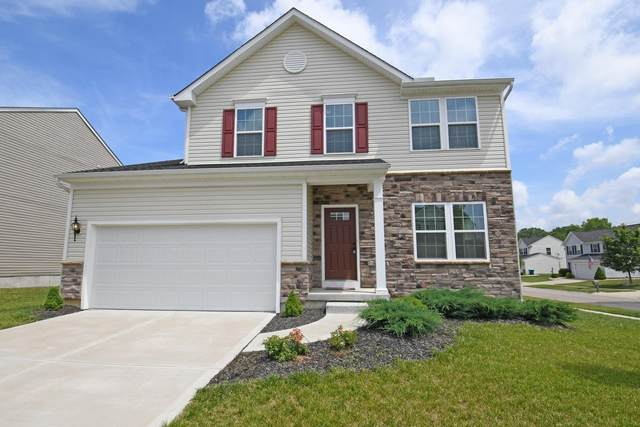 2694 Unbridled Way, Hamilton Twp, OH 45152 (MLS #1666810) :: Apex Group