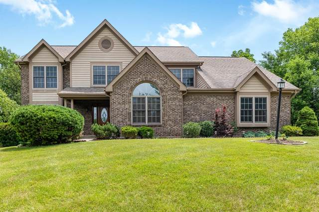 3295 Carpenters Creek Drive, Evendale, OH 45241 (#1666862) :: The Chabris Group