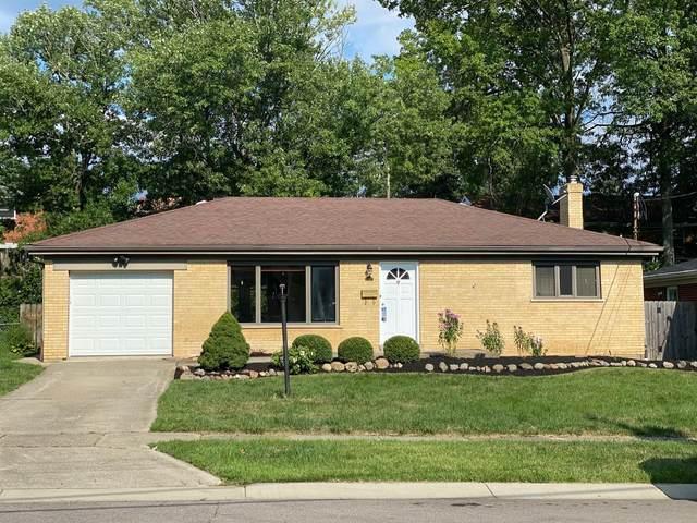 5616 Sunnywoods Lane, Green Twp, OH 45239 (#1666978) :: Century 21 Thacker & Associates, Inc.