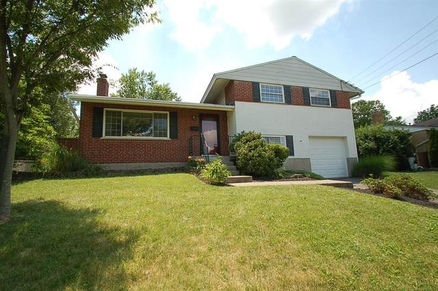 8907 Eldora Drive, Sycamore Twp, OH 45236 (#1666982) :: The Chabris Group