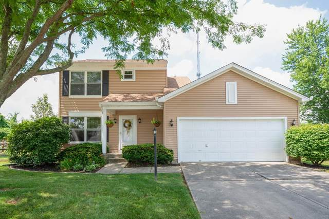 8151 Bertwood Court, West Chester, OH 45069 (#1667067) :: The Chabris Group