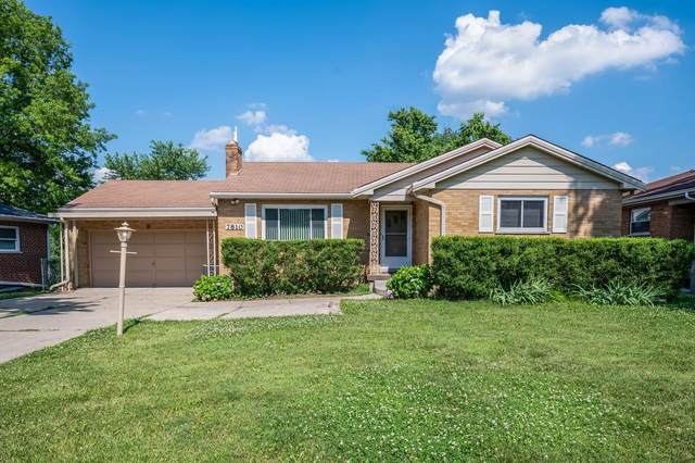 7810 Cheviot Road, Colerain Twp, OH 45247 (#1667115) :: The Chabris Group