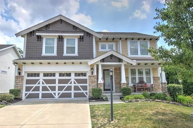 145 Cobblestone Lane, Springboro, OH 45066 (#1667134) :: Century 21 Thacker & Associates, Inc.