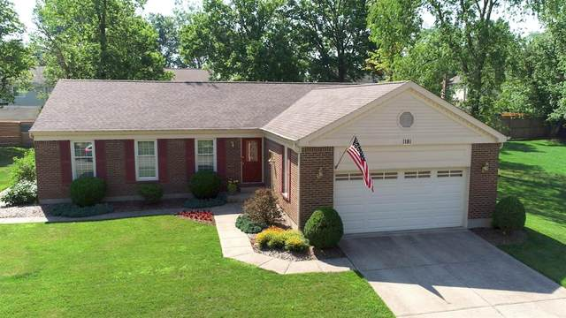 1181 Forest Run Drive, Union Twp, OH 45103 (#1667447) :: The Chabris Group