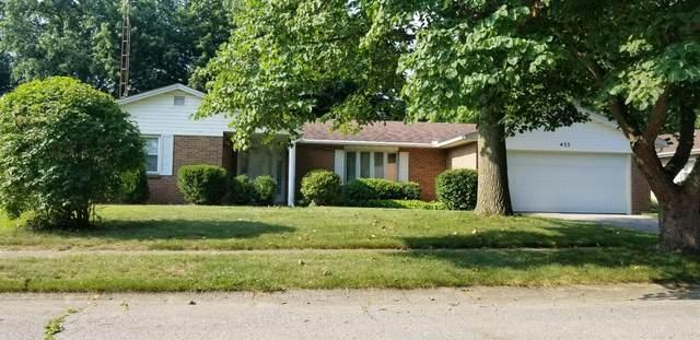 433 Little League Drive, Eaton, OH 45320 (#1667521) :: The Chabris Group