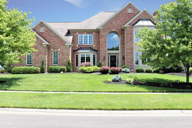 4106 Westridge Drive, Deerfield Twp., OH 45040 (#1667529) :: Century 21 Thacker & Associates, Inc.
