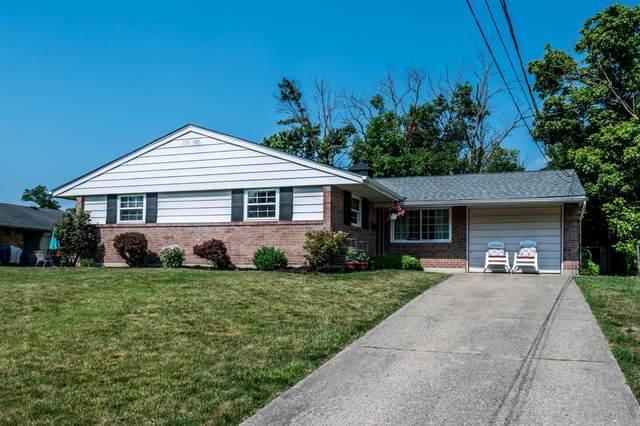 1031 Tivoli Lane, Springdale, OH 45246 (#1667909) :: Century 21 Thacker & Associates, Inc.