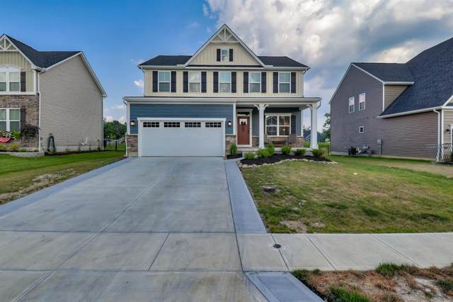 7207 Macarthur Court, Crosby Twp, OH 45030 (#1667949) :: The Chabris Group