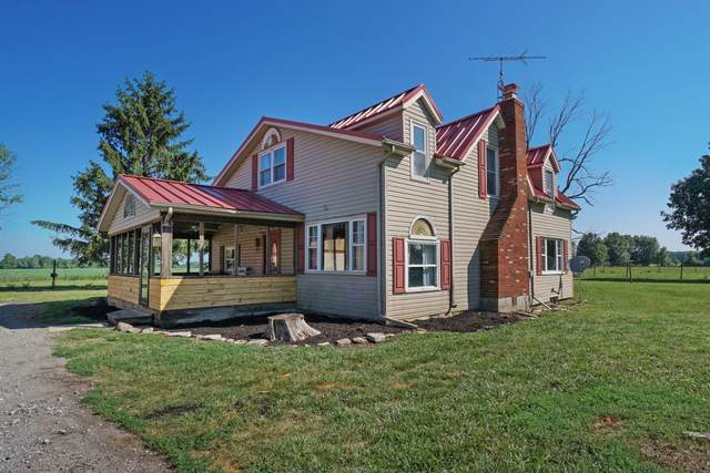 1721 Hales Branch Road, Jefferson Twp, OH 45148 (#1668276) :: The Chabris Group