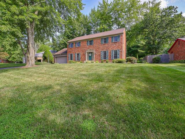 11355 Marlette Drive, Sycamore Twp, OH 45249 (#1668367) :: The Chabris Group
