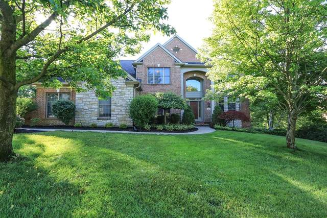 11044 Woodlands Way, Blue Ash, OH 45241 (#1668397) :: The Chabris Group