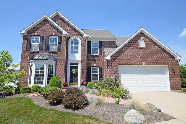 1339 Oakhurst Court, Turtle Creek Twp, OH 45036 (#1668510) :: The Chabris Group
