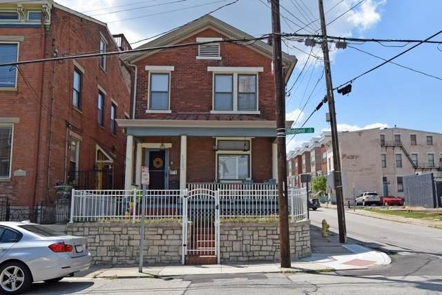 1723 Highland Avenue, Cincinnati, OH 45202 (#1668562) :: Century 21 Thacker & Associates, Inc.