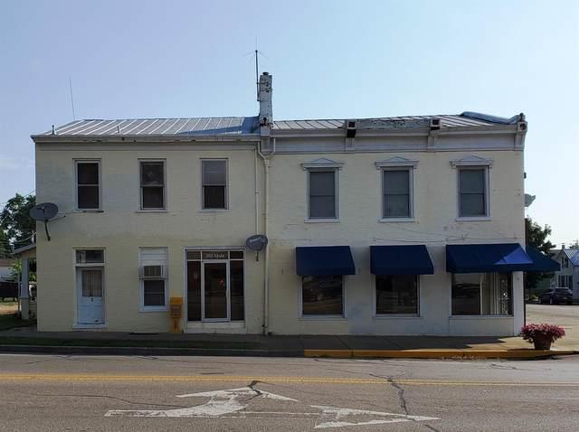 300 Main Street, Rising Sun, IN 47040 (#1668655) :: Century 21 Thacker & Associates, Inc.