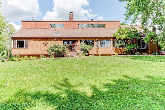 7660 Hockman Road, Jefferson Twp, OH 45168 (#1668716) :: The Chabris Group