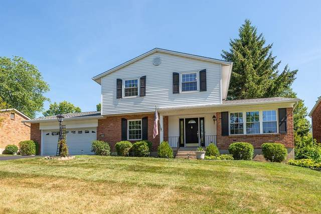 6034 Trowbridge Drive, Sycamore Twp, OH 45241 (#1668783) :: The Chabris Group