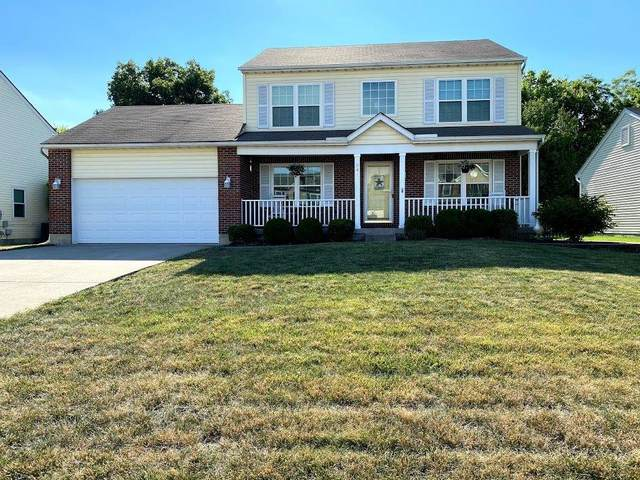947 Grandstone Court, Lebanon, OH 45036 (#1669062) :: The Chabris Group