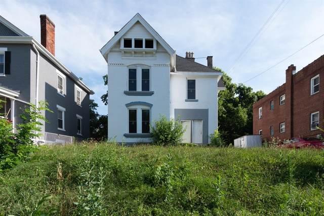 1850 Kinney Avenue, Cincinnati, OH 45207 (#1669274) :: Century 21 Thacker & Associates, Inc.