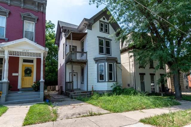 2539 Hackberry Street, Cincinnati, OH 45206 (#1669279) :: Century 21 Thacker & Associates, Inc.