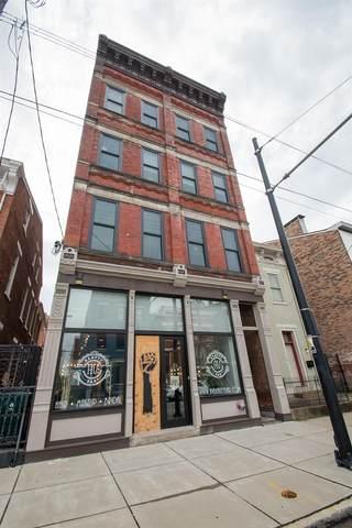 1408 Elm Street #2, Cincinnati, OH 45202 (MLS #1669309) :: Apex Group